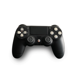 Dark Silver With Pro Buttons