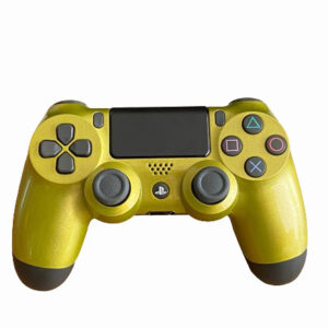 Dark Pro Yellow Metallic