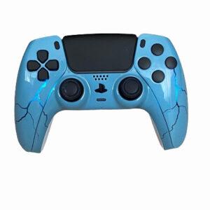 Dark PS5 Pro/Spider Lightning Blue
